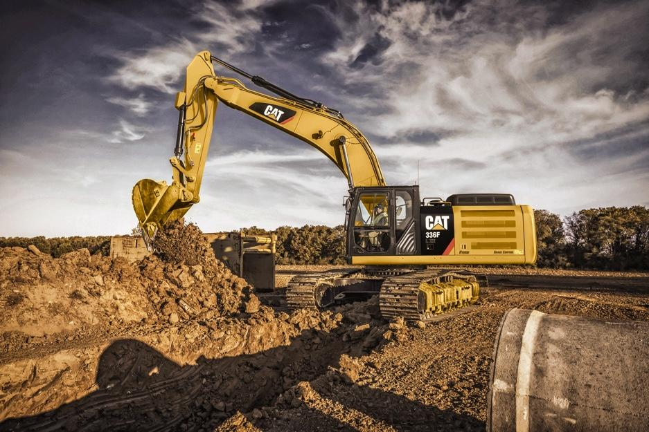 Parts for construction machinery and forklifts
